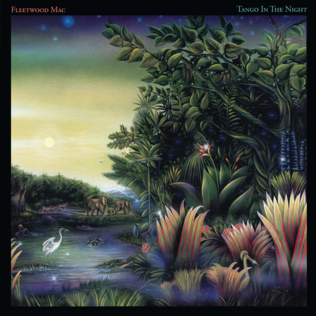 <i>Tango in the Night</i> 1987 studio album by Fleetwood Mac