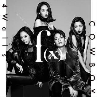 4 Walls (song) 2015 single by f(x)