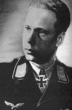 Hans Waldmann Fighter Pilot Wikipedia