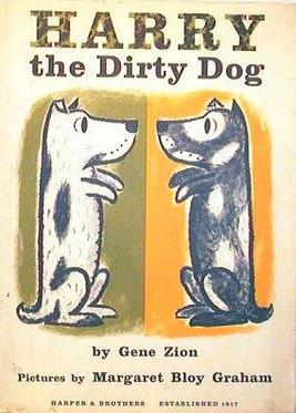 Harry the dirty dog wikipedia for Harry the dirty dog coloring page