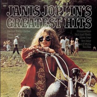 <i>Janis Joplins Greatest Hits</i> 1973 greatest hits album by Janis Joplin