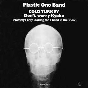 Titelbild des Gesangs Cold Turkey von The Plastic Ono Band