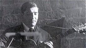 Lousson Reinhardt French gipsy jazz guitarist