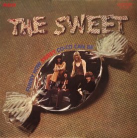 <i>Funny How Sweet Co-Co Can Be</i> 1971 studio album by The Sweet