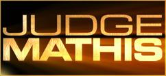 Judge Mathis show logo