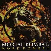 <i>Mortal Kombat: More Kombat</i> 1996 compilation album by Various Artists