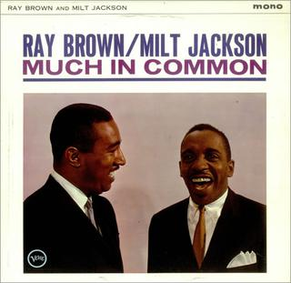 Il vinile del giorno - Pagina 4 Much_in_Common