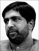 Nadarajah Raviraj Assassinated Sri Lankan politician