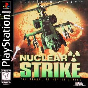 Nuclear Strike Download ( Arcade action Game)