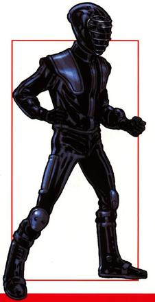 Who Is The Main Character Black Cat
