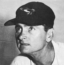 Paul Richards while manager of the Orioles