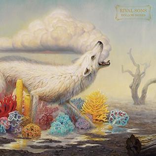 <i>Hollow Bones</i> 2016 studio album by Rival Sons
