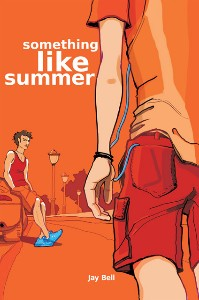 Something Like Summer Book