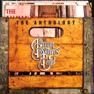 <i>Stand Back: The Anthology</i> 2004 greatest hits album by The Allman Brothers Band