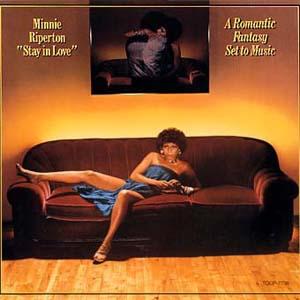 <i>Stay in Love</i> 1977 studio album by Minnie Riperton