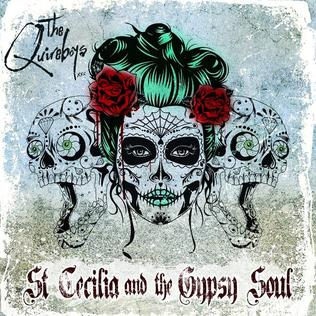 <i>St. Cecilia and the Gypsy Soul</i> album by The Quireboys