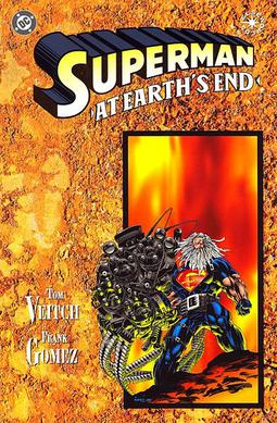 Superman At Earth S End Wikipedia