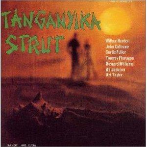 Tanganyika Strut