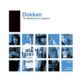 DOKKEN -Dokken: The Definitive Rock Collection