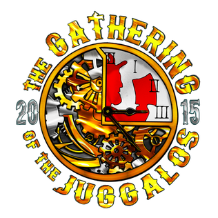 Gathering of the Juggalos annual festival in the USA