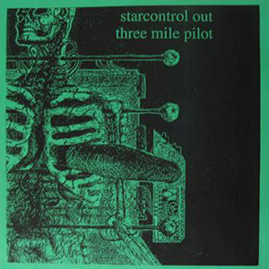 <i>Starcontrol Out</i> 1995 EP by Three Mile Pilot