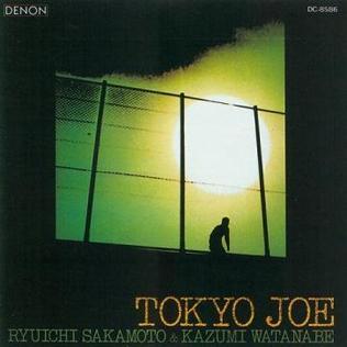 <i>Tokyo Joe</i> (album) 1978 compilation album by Ryuichi Sakamoto and Kazumi Watanabe