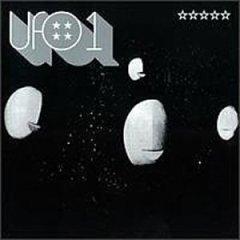 <i>UFO 1</i> 1970 studio album by UFO
