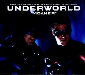 Moaner (song) 1997 song by Underworld