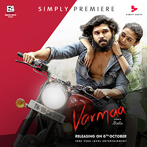 Varmaa First Look and Posters