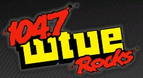 WTUE classic rock radio station in Dayton, Ohio, United States