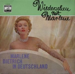 <i>Wiedersehen mit Marlene</i> 1960 live album by Marlene Dietrich