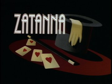 zatanna batman the animated series wikipedia