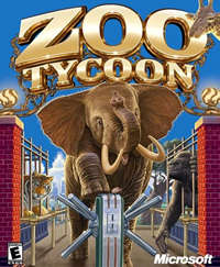 Picture of a game: Zoo Tycoon