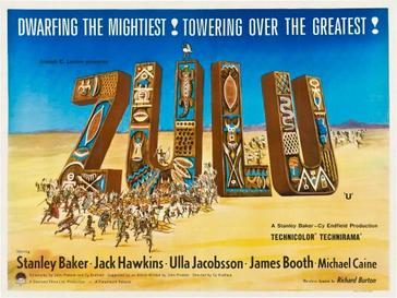 Zulu (1964 film) - Wikipedia