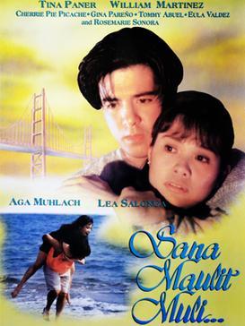 Mga resulta ng larawan para sa sana maulit muli official movie poster