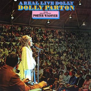 <i>A Real Live Dolly</i> 1970 live album by Dolly Parton