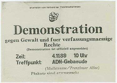 File:Alexanderplatz demonstration pamphlet.jpg