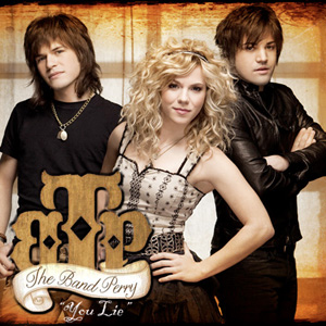 You Lie (The Band Perry song) 2011 single by The Band Perry