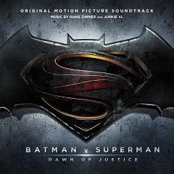 <i>Batman v Superman: Dawn of Justice</i> (soundtrack) 2016 soundtrack album by Hans Zimmer and Junkie XL