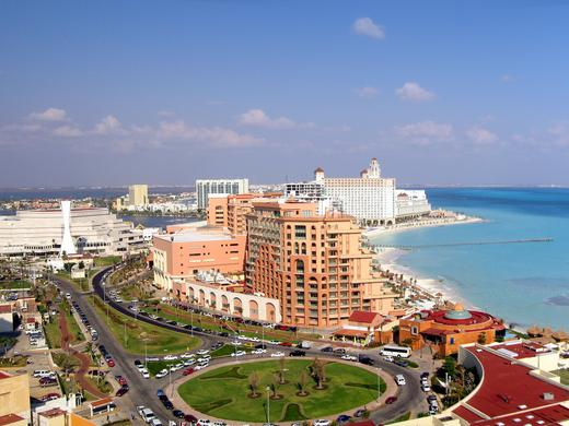Transfer From Cancun Airport To Hotel Zone