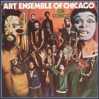 <i>Chi-Congo</i> 1972 studio album by Art Ensemble of Chicago