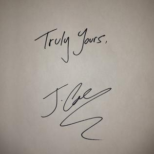 truly yours ep wikipedia