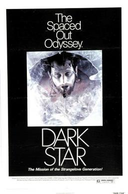 Dark Star (1974) movie poster