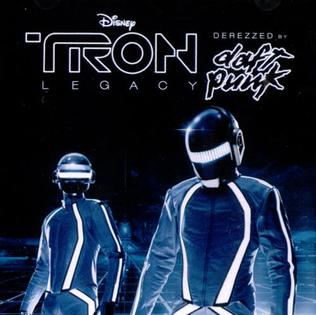 Daft Punk - Derezzed [electro][2010][France]