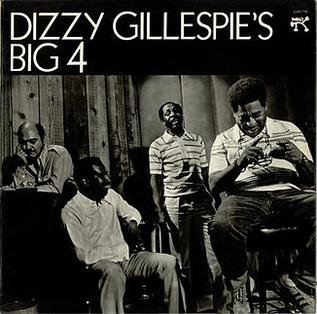 The Dizzy Gillespie Big 7 - At The Montreux Jazz Festival 1975