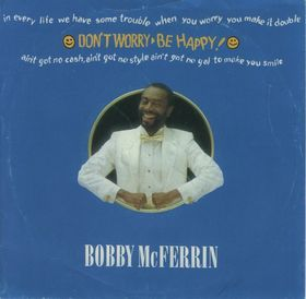 Bobby McFerrin — Don't Worry, Be Happy (studio acapella)