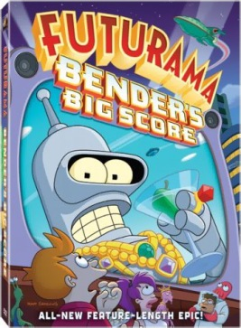 futurama benders big score wikipedia