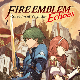 <i>Fire Emblem Echoes: Shadows of Valentia</i> video game for the Nintendo 3DS