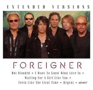 <i>Extended Versions</i> (Foreigner album) 2006 live album by Foreigner