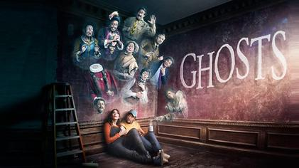 Ghosts (2019 TV series) - Wikipedia